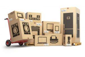 boxed electronics