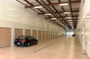 drive up indoor storage