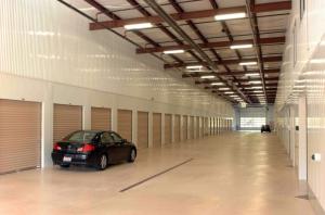 drive up indoor storage