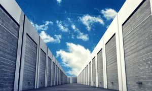 climate controlled self storage units