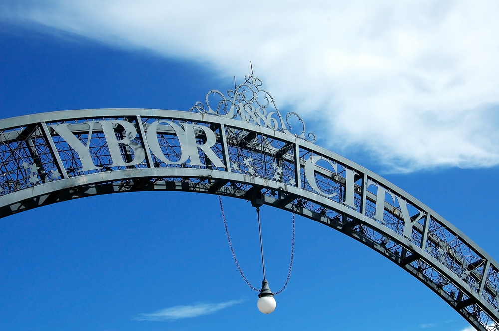 Ybor City Entry Way