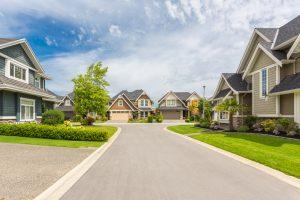 culdesac houses