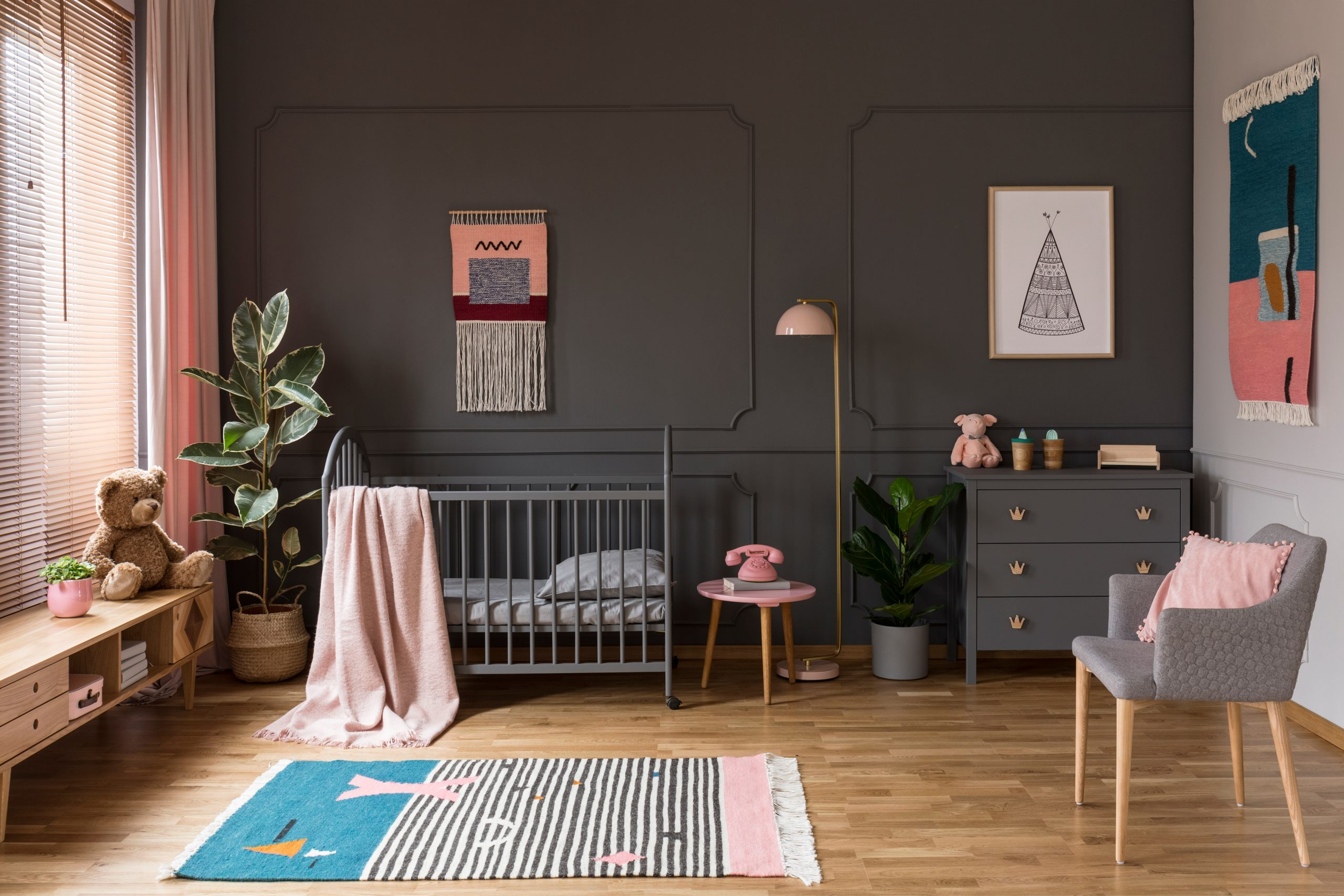 raising a baby in a one bedroom apartment