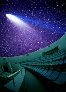 planetarium in action