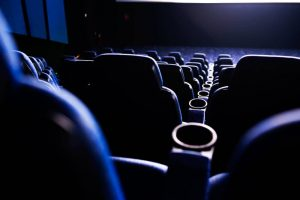 film shown empty theater