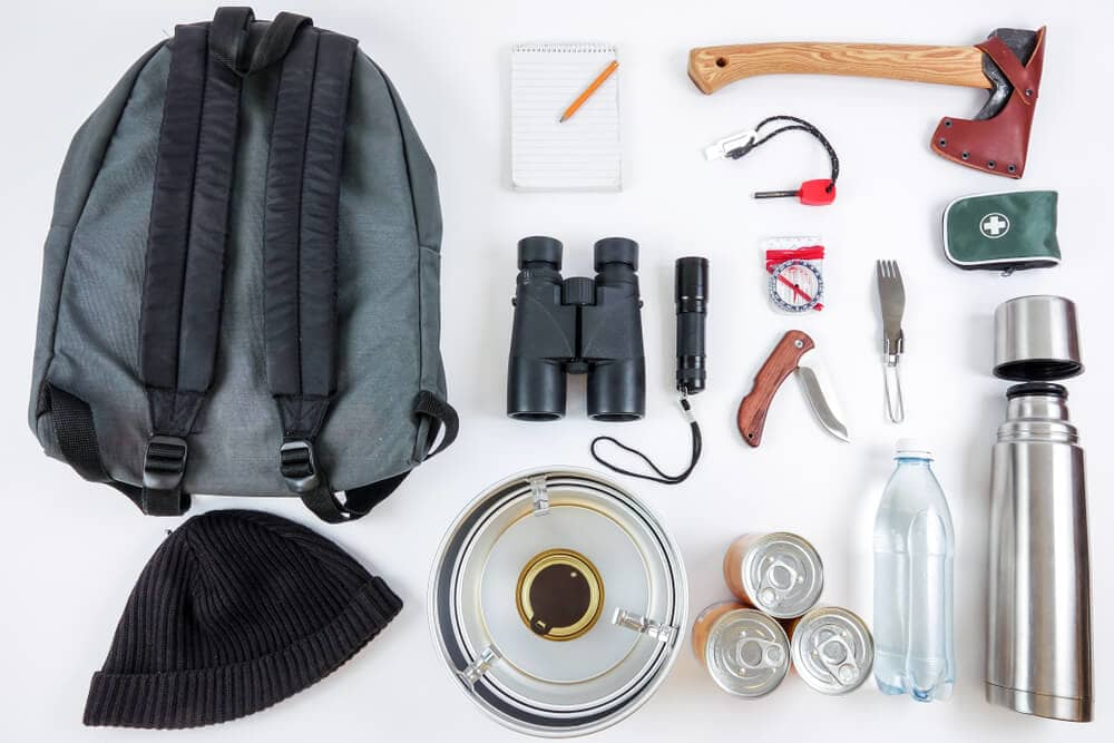 ideas for a business hurricane preparedness plan or template: what to put in the kit