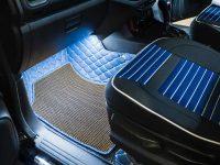 floor boards car