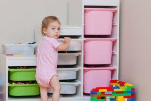 craft room storage solution