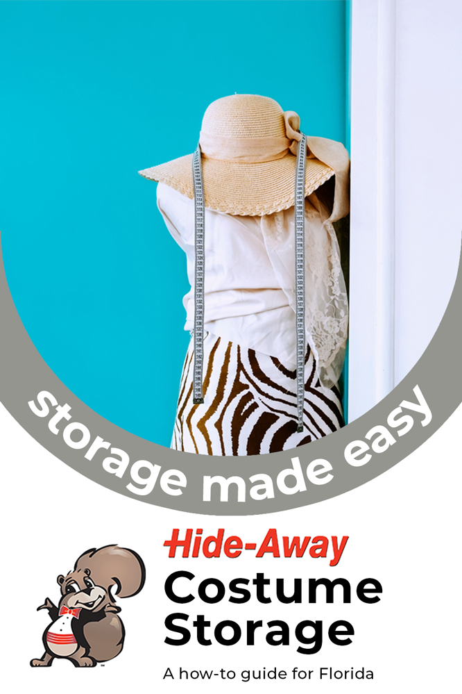How to Store Costumes