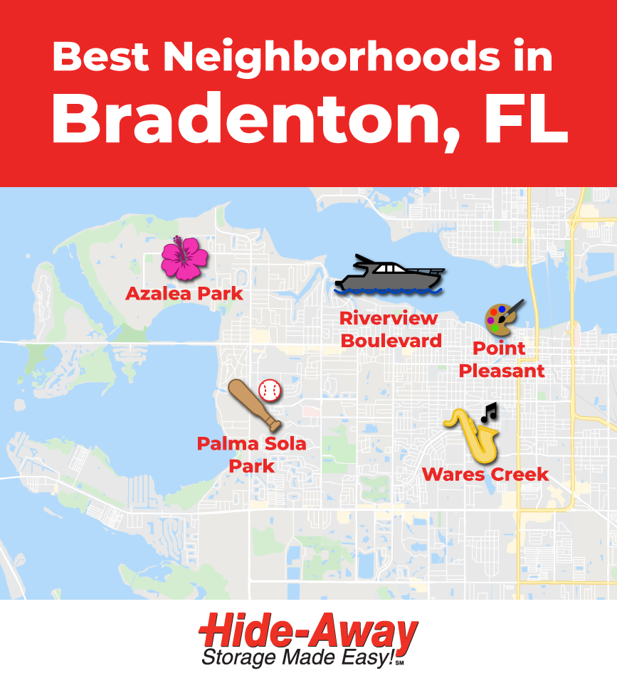 The Best Neighborhoods in Bradenton, FL