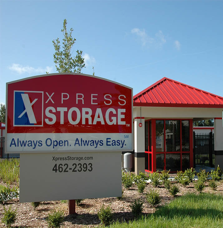 Storage Units In Parrish Fl At 8709 Old Tampa Rd Xpress